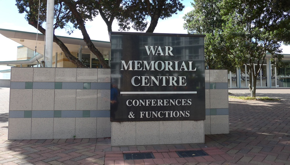 Napier's War Memorials